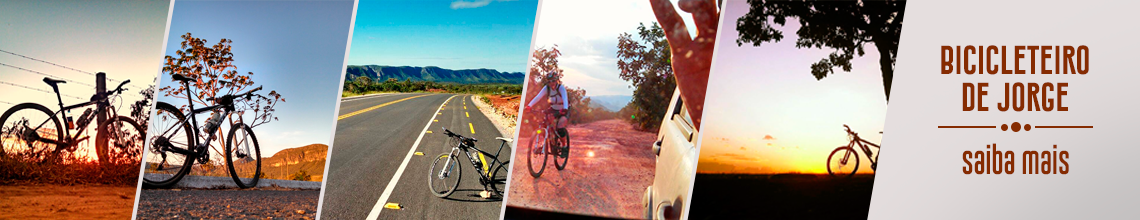 Bicicleteiro de Jorge